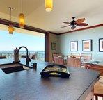 Ocean View from Kitchen