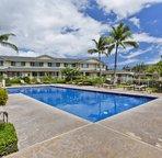 The Pool at The Hillside Villas at Ko Olina