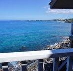 View into Kailua Kona condo