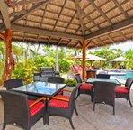 BBQ Cabana at Pool