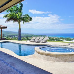 Lani Ahe in Kahakai Estates with private Pool and Plunge Pool