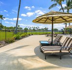 Mauna Lani Terrace pool area