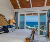 The East Master Bedroom Suite with your own private lanai.