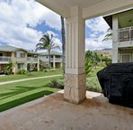 Large Lanai with Barbecue Grill