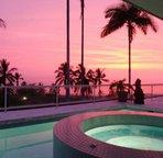 Breathtaking Sunset at Aloha Shores