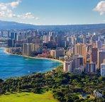 Views of Waikiki from Diamond Head