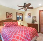 Bonus room with Queen Bed in Mauka Wing