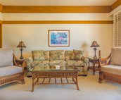 Sit in comfort in this Poipu Condo!