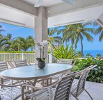 Spacious Lanai with Ocean Views