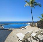 Ocean front salt water pool