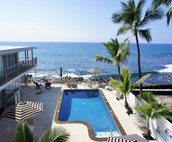 View Of Pool From Lanai