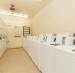Complex laundry room available if you want to back light!