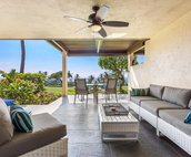 Spacious Lanai Perfect for Outdoor Living!