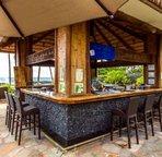 The Private Beachfront Bar