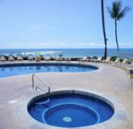 Ocean Front Complex Pool And Spa