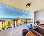 Your Expansive Ocean View from the Lanai