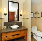 Although you are unable to see it from this angle, the 2nd Bathroom has a walk-in shower