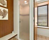 Bedroom 2 With Walk in Shower