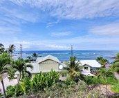 Ocean Views from Lanai
