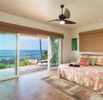 Master Bedroom with King Bed and Great Views