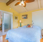 Bright third bedroom