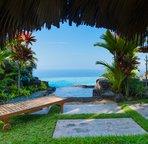 Enjoy Shaded Views from the Cabana!