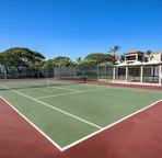 Common Area Tennis Court