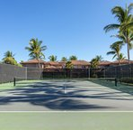 Waikoloa Colony Villas common area tennis courts