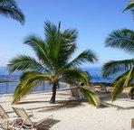 Man Made Beach Area
