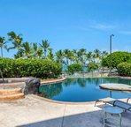 Kahalu'u Beach Villas Pool Area