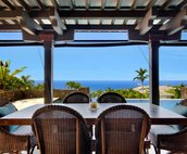 Outdoor Dining Ocean Views..