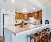 Beautifully updated kitchen