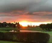 Beautiful sunsets!