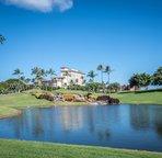 8th Hole of Ko Olina's Golf Course