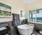 Spa Retreat Master Bathroom