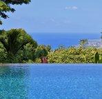 Enjoy Great Ocean Views From the Pool!