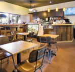 Cafe on Lobby Level