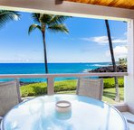 Spacious Lanai include outside dining