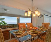 Indoor Dining Area for 6