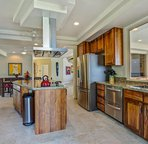 Recently Remodeled Gourmet Kitchen With Ocean Views