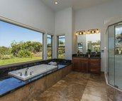 Master Bath, His and Her Sinks