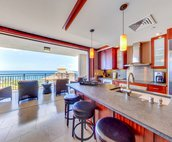 Your Full Kitchen, with Breakfast Bar