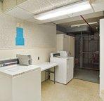 Laundry room on each floor