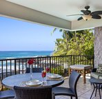 Ocean Front Dining ..