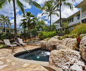 "The ""Hidden Spa"" a Short Walk from Your Lanai"