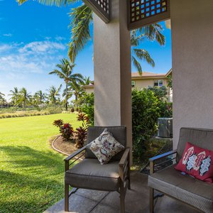 Relax with a Beautiful View on the Lanai