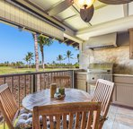 Lanai with Golf Course Views