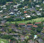 Aerial View of Keauhou Resort