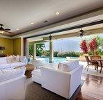Sitting Area with Indoor/Outdoor Living
