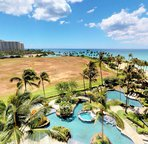 A Shot of  the Lagoon Pool from your Lanai